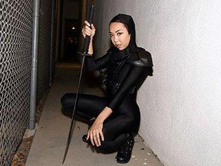 Naughty Ninja Nubile